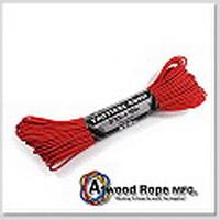 Atwood 戰術版紅色(細)100呎/2.4mm/4條蕊心
